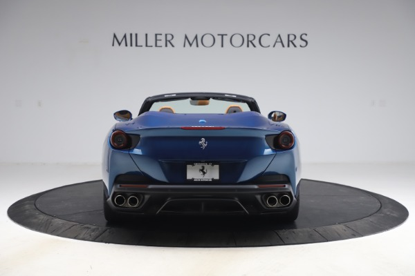 Used 2020 Ferrari Portofino for sale Call for price at Bentley Greenwich in Greenwich CT 06830 6
