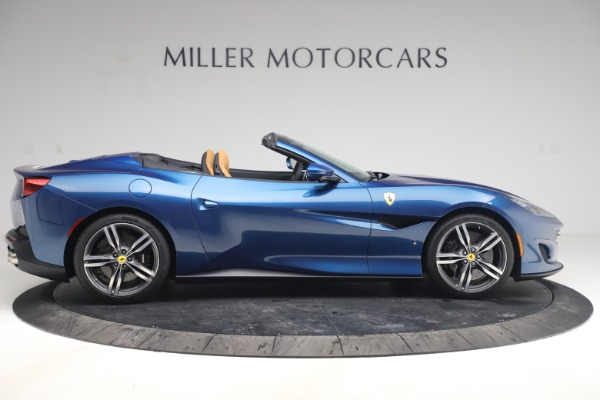 Used 2020 Ferrari Portofino for sale Call for price at Bentley Greenwich in Greenwich CT 06830 9