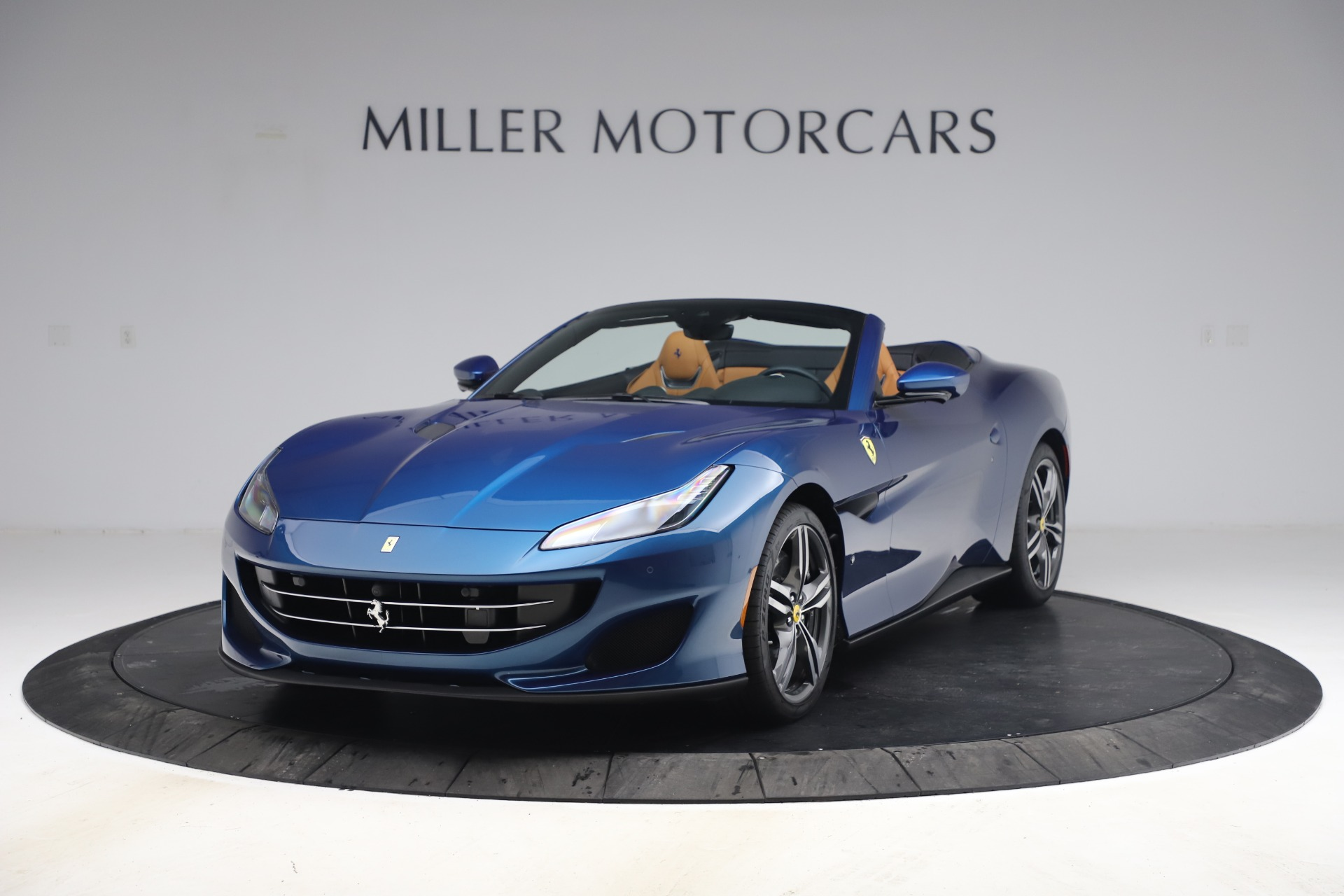 Used 2020 Ferrari Portofino for sale Call for price at Bentley Greenwich in Greenwich CT 06830 1