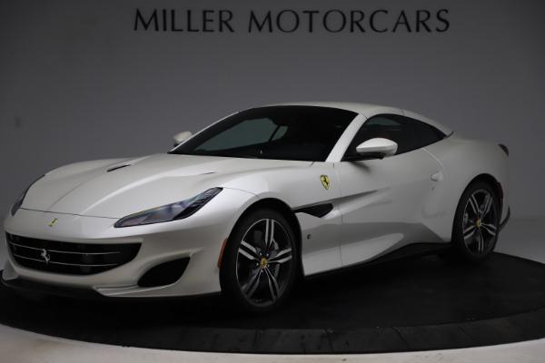 Used 2020 Ferrari Portofino for sale Call for price at Bentley Greenwich in Greenwich CT 06830 13