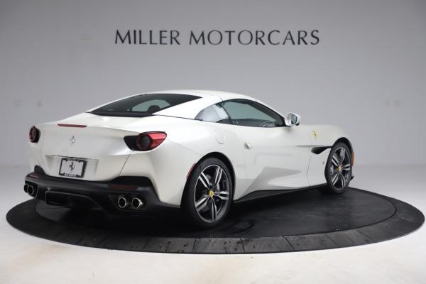 Used 2020 Ferrari Portofino for sale Call for price at Bentley Greenwich in Greenwich CT 06830 17