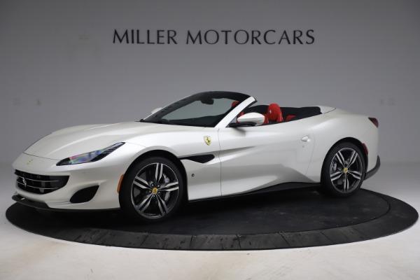 Used 2020 Ferrari Portofino for sale Call for price at Bentley Greenwich in Greenwich CT 06830 2