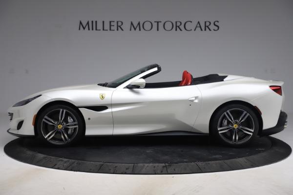 Used 2020 Ferrari Portofino for sale Call for price at Bentley Greenwich in Greenwich CT 06830 3