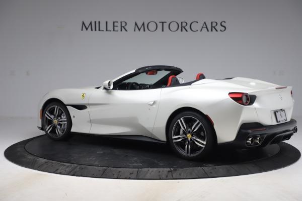 Used 2020 Ferrari Portofino for sale Call for price at Bentley Greenwich in Greenwich CT 06830 4