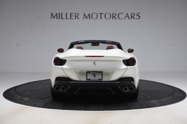 Used 2020 Ferrari Portofino for sale Call for price at Bentley Greenwich in Greenwich CT 06830 6