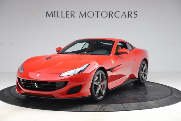 Used 2019 Ferrari Portofino for sale $209,900 at Bentley Greenwich in Greenwich CT 06830 13