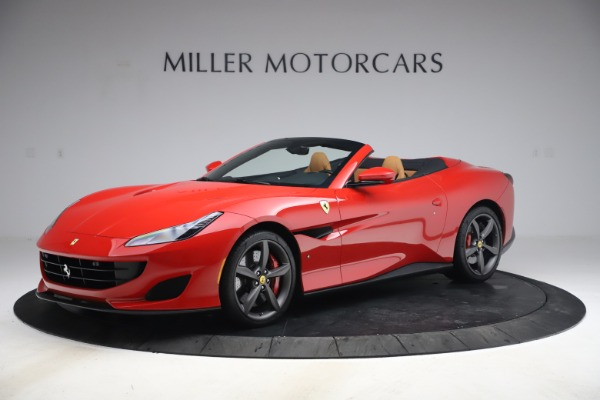 Used 2019 Ferrari Portofino for sale $209,900 at Bentley Greenwich in Greenwich CT 06830 2