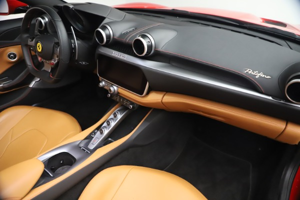 Used 2019 Ferrari Portofino for sale $209,900 at Bentley Greenwich in Greenwich CT 06830 28
