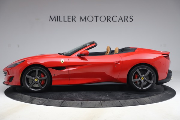 Used 2019 Ferrari Portofino for sale $209,900 at Bentley Greenwich in Greenwich CT 06830 3