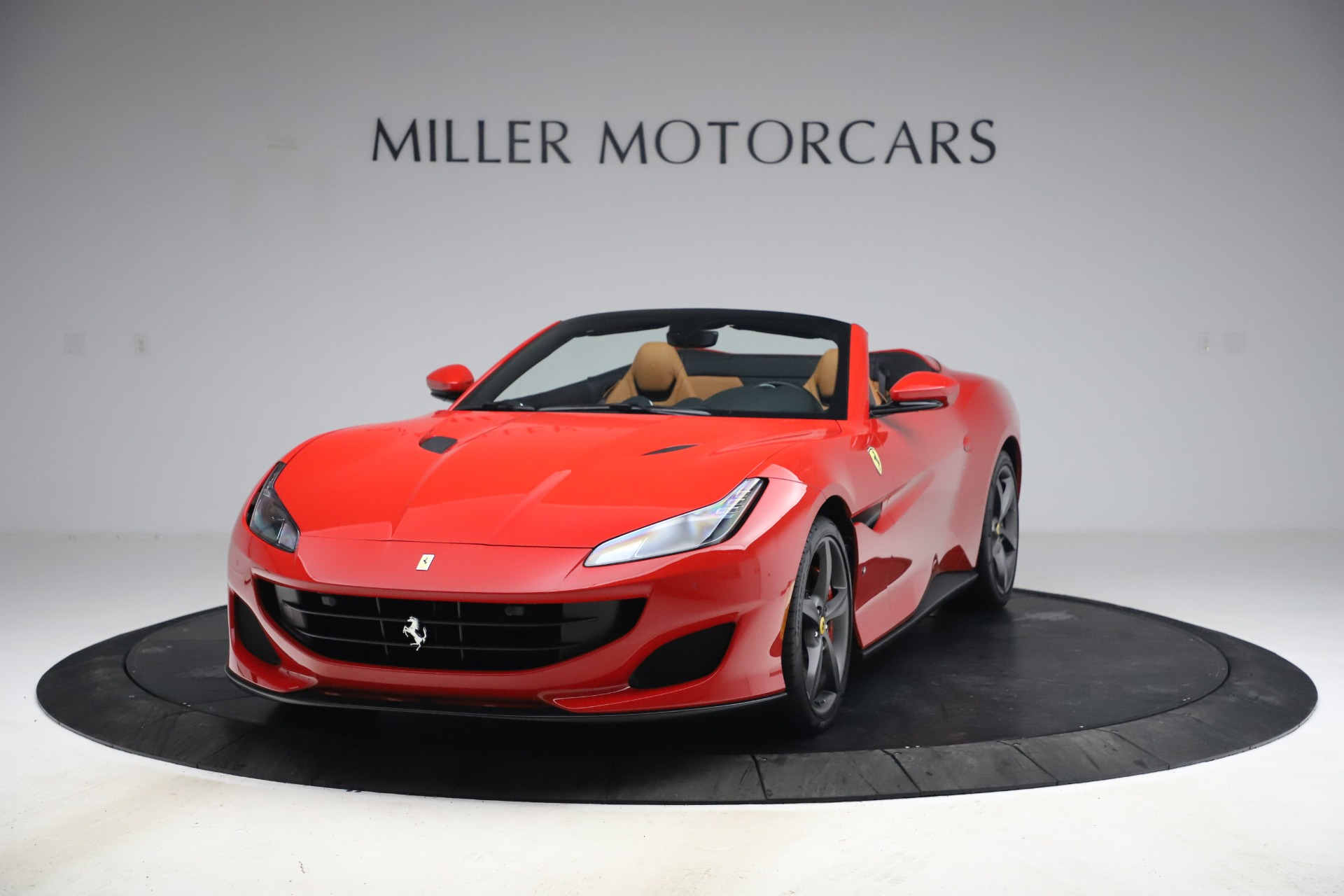 Used 2019 Ferrari Portofino for sale $209,900 at Bentley Greenwich in Greenwich CT 06830 1