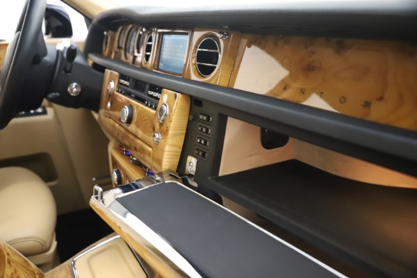 Used 2006 Rolls-Royce Phantom for sale $109,900 at Bentley Greenwich in Greenwich CT 06830 28