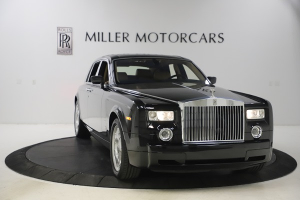 Used 2006 Rolls-Royce Phantom for sale $109,900 at Bentley Greenwich in Greenwich CT 06830 3