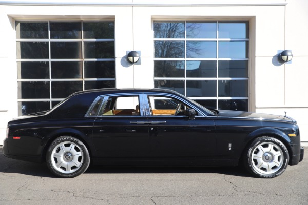 Used 2006 Rolls-Royce Phantom for sale $109,900 at Bentley Greenwich in Greenwich CT 06830 5