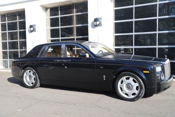 Used 2006 Rolls-Royce Phantom for sale $109,900 at Bentley Greenwich in Greenwich CT 06830 6