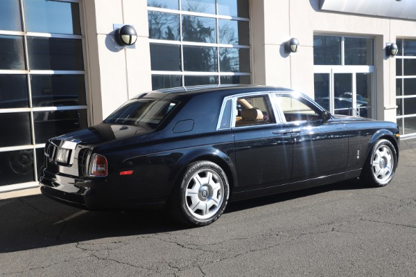 Used 2006 Rolls-Royce Phantom for sale $109,900 at Bentley Greenwich in Greenwich CT 06830 7