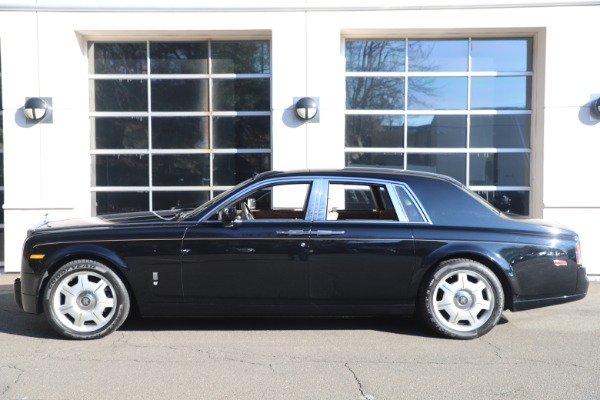 Used 2006 Rolls-Royce Phantom for sale $109,900 at Bentley Greenwich in Greenwich CT 06830 9