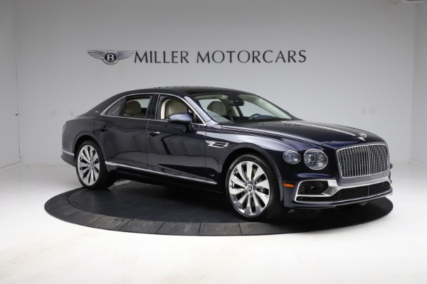 New 2021 Bentley Flying Spur V8 First Edition for sale Call for price at Bentley Greenwich in Greenwich CT 06830 10