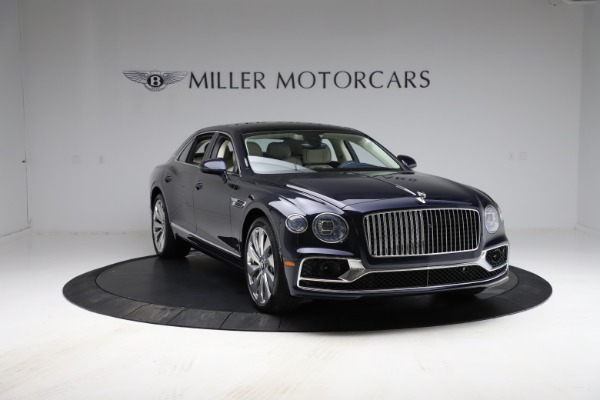 New 2021 Bentley Flying Spur V8 First Edition for sale Sold at Bentley Greenwich in Greenwich CT 06830 11