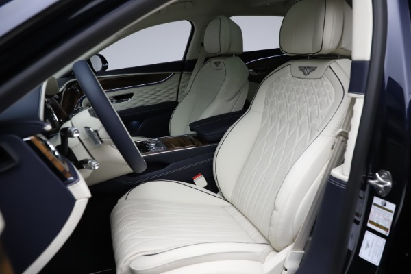 New 2021 Bentley Flying Spur V8 First Edition for sale Sold at Bentley Greenwich in Greenwich CT 06830 19