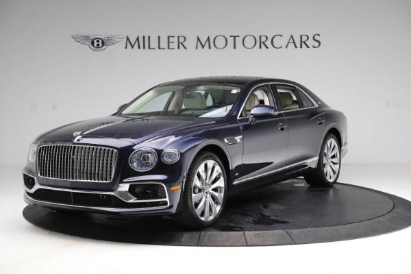 New 2021 Bentley Flying Spur V8 First Edition for sale Sold at Bentley Greenwich in Greenwich CT 06830 2