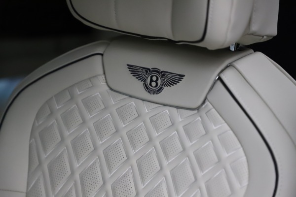 New 2021 Bentley Flying Spur V8 First Edition for sale Call for price at Bentley Greenwich in Greenwich CT 06830 20