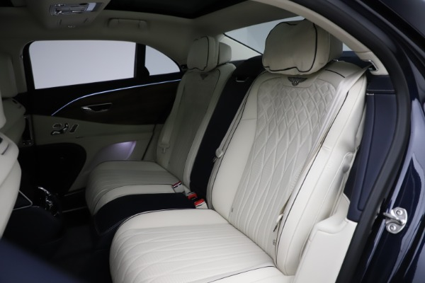 New 2021 Bentley Flying Spur V8 First Edition for sale Call for price at Bentley Greenwich in Greenwich CT 06830 23
