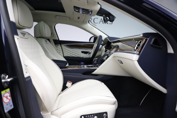 New 2021 Bentley Flying Spur V8 First Edition for sale Call for price at Bentley Greenwich in Greenwich CT 06830 26