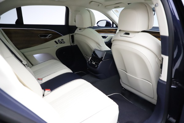 New 2021 Bentley Flying Spur V8 First Edition for sale Sold at Bentley Greenwich in Greenwich CT 06830 28