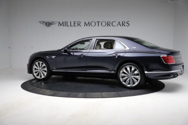 New 2021 Bentley Flying Spur V8 First Edition for sale Sold at Bentley Greenwich in Greenwich CT 06830 4