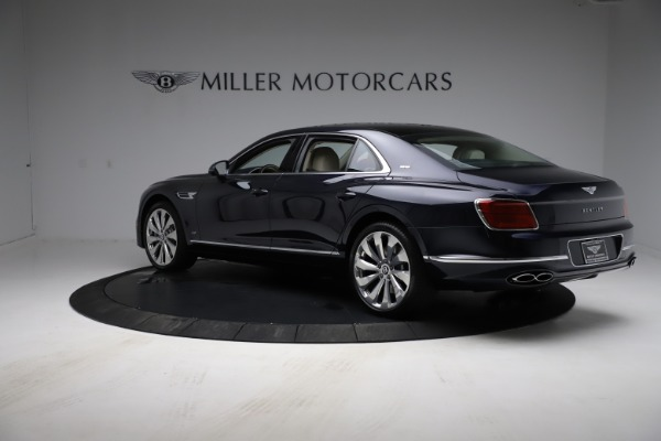 New 2021 Bentley Flying Spur V8 First Edition for sale Sold at Bentley Greenwich in Greenwich CT 06830 5