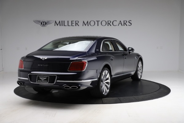 New 2021 Bentley Flying Spur V8 First Edition for sale Call for price at Bentley Greenwich in Greenwich CT 06830 7
