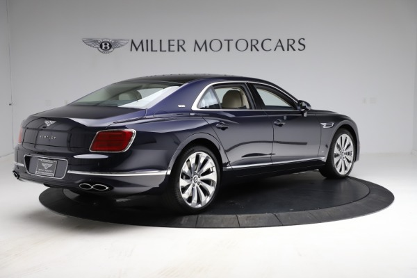 New 2021 Bentley Flying Spur V8 First Edition for sale Sold at Bentley Greenwich in Greenwich CT 06830 8