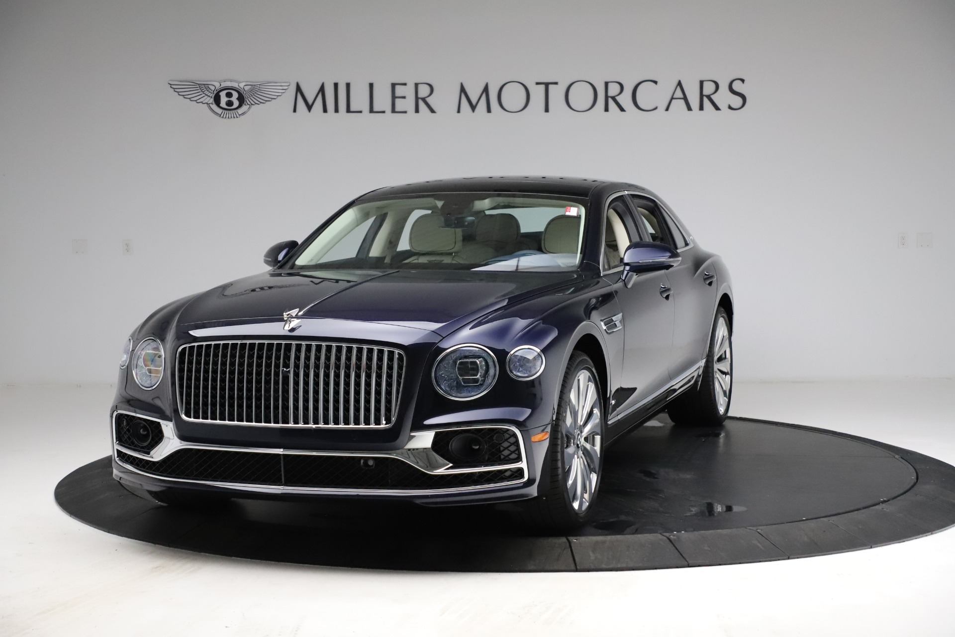 New 2021 Bentley Flying Spur V8 First Edition for sale Sold at Bentley Greenwich in Greenwich CT 06830 1
