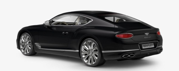 New 2021 Bentley Continental GT V8 Mulliner for sale $291,290 at Bentley Greenwich in Greenwich CT 06830 3