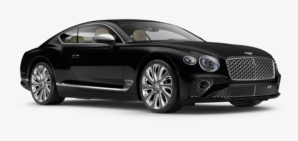 New 2021 Bentley Continental GT V8 Mulliner for sale $291,290 at Bentley Greenwich in Greenwich CT 06830 1