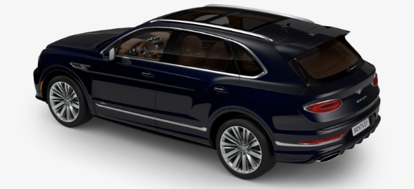 New 2021 Bentley Bentayga Speed Edition for sale $272,895 at Bentley Greenwich in Greenwich CT 06830 4
