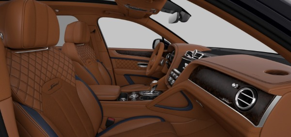 New 2021 Bentley Bentayga Speed Edition for sale $272,895 at Bentley Greenwich in Greenwich CT 06830 7