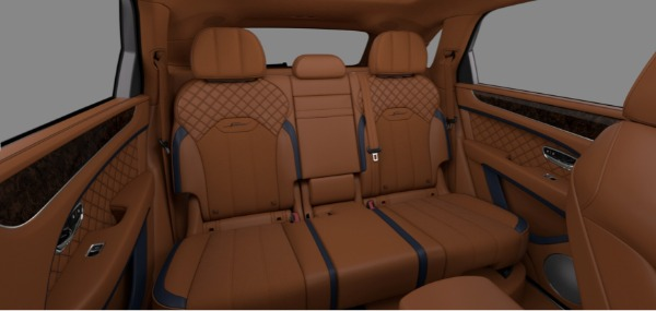New 2021 Bentley Bentayga Speed Edition for sale $272,895 at Bentley Greenwich in Greenwich CT 06830 8