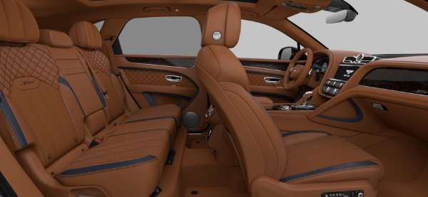 New 2021 Bentley Bentayga Speed Edition for sale $272,895 at Bentley Greenwich in Greenwich CT 06830 9
