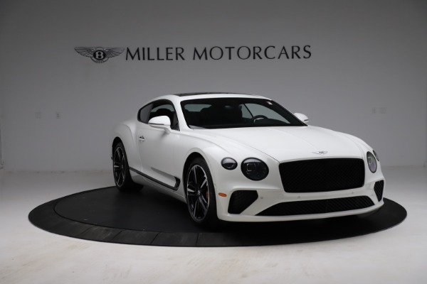 New 2021 Bentley Continental GT V8 for sale Call for price at Bentley Greenwich in Greenwich CT 06830 11