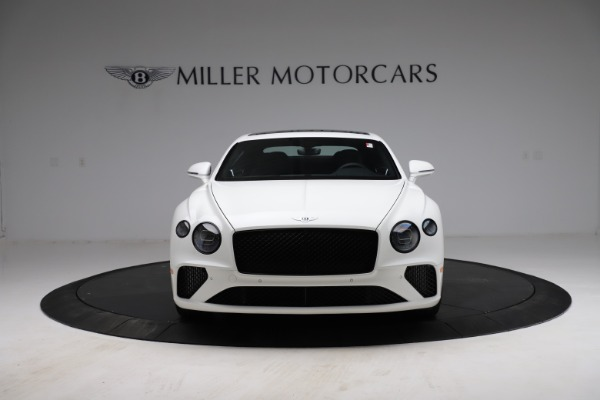 New 2021 Bentley Continental GT V8 for sale Call for price at Bentley Greenwich in Greenwich CT 06830 12