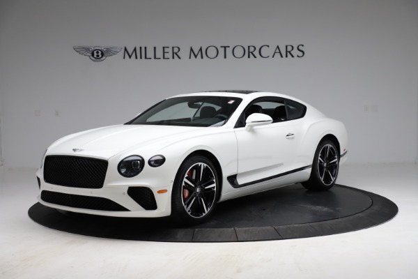 New 2021 Bentley Continental GT V8 for sale Call for price at Bentley Greenwich in Greenwich CT 06830 2