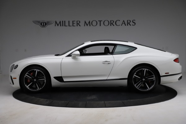 New 2021 Bentley Continental GT V8 for sale Call for price at Bentley Greenwich in Greenwich CT 06830 3