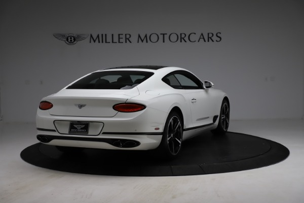 New 2021 Bentley Continental GT V8 for sale Call for price at Bentley Greenwich in Greenwich CT 06830 7