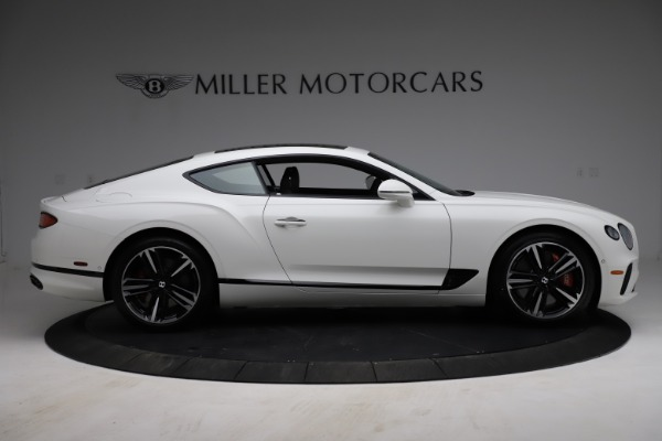 New 2021 Bentley Continental GT V8 for sale Call for price at Bentley Greenwich in Greenwich CT 06830 9