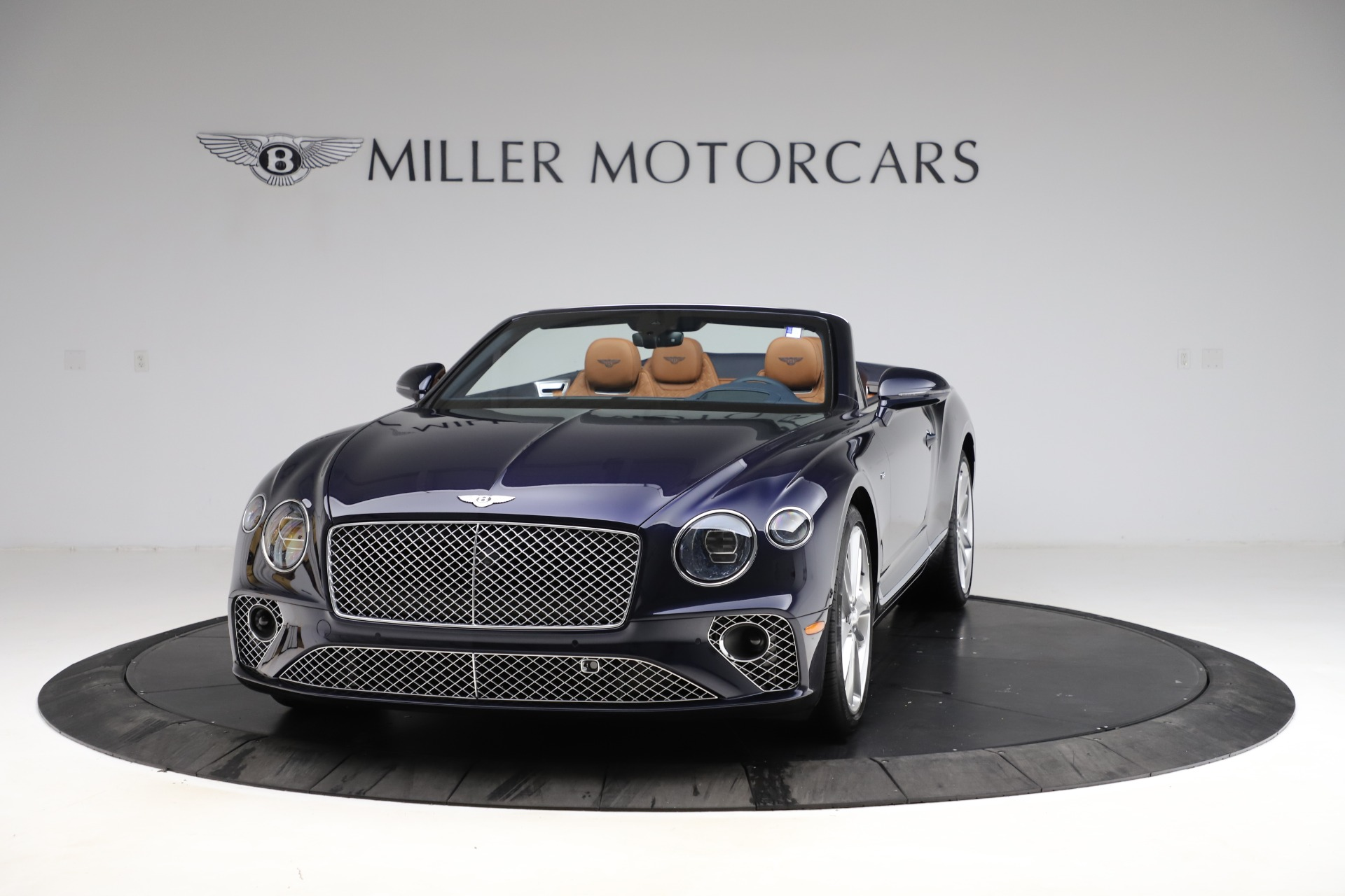 New 2021 Bentley Continental GT V8 for sale $277,690 at Bentley Greenwich in Greenwich CT 06830 1
