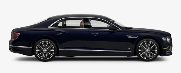 New 2021 Bentley Flying Spur V8 for sale $228,655 at Bentley Greenwich in Greenwich CT 06830 2