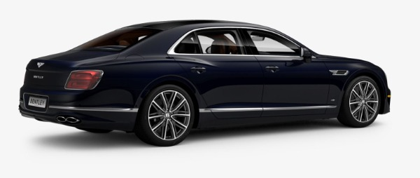 New 2021 Bentley Flying Spur V8 for sale $228,655 at Bentley Greenwich in Greenwich CT 06830 3