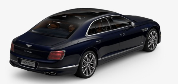 New 2021 Bentley Flying Spur V8 for sale $228,655 at Bentley Greenwich in Greenwich CT 06830 4