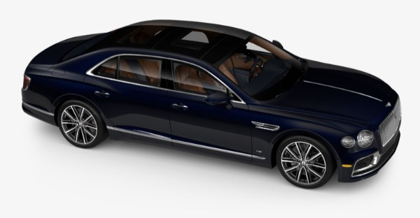 New 2021 Bentley Flying Spur V8 for sale $228,655 at Bentley Greenwich in Greenwich CT 06830 5
